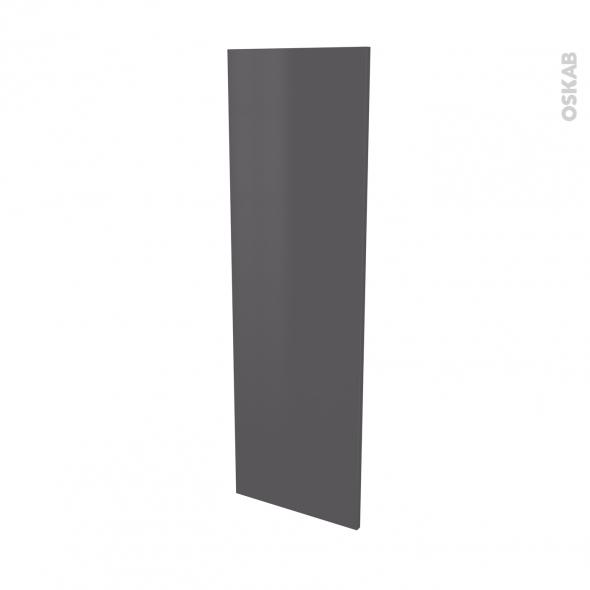 Façades de cuisine - Porte N°26 - GINKO Gris - L40 x H125 cm