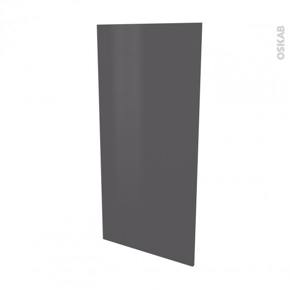Façades de cuisine - Porte N°27 - GINKO Gris - L60 x H125 cm
