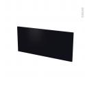 Façades de cuisine - Face tiroir N°11 - GINKO Noir - L80 x H35 cm