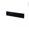 Façades de cuisine - Face tiroir N°3 - GINKO Noir - L60 x H13 cm