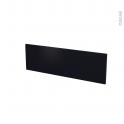 Façades de cuisine - Face tiroir N°39 - GINKO Noir - L80 x H25 cm