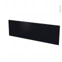 Façades de cuisine - Face tiroir N°40 - GINKO Noir - L100 x H31 cm