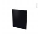 Façades de cuisine - Porte N°15 - GINKO Noir - L50 x H57 cm
