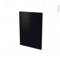 Façades de cuisine - Porte N°20 - GINKO Noir - L50 x H70 cm
