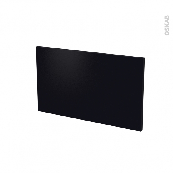 Façades de cuisine - Face tiroir N°10 - GINKO Noir - L60 x H35 cm