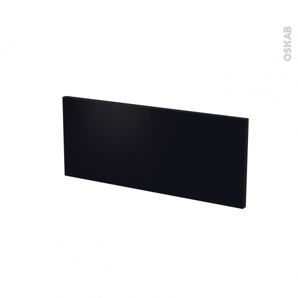 Façades de cuisine - Face tiroir N°5 - GINKO Noir - L60 x H25 cm