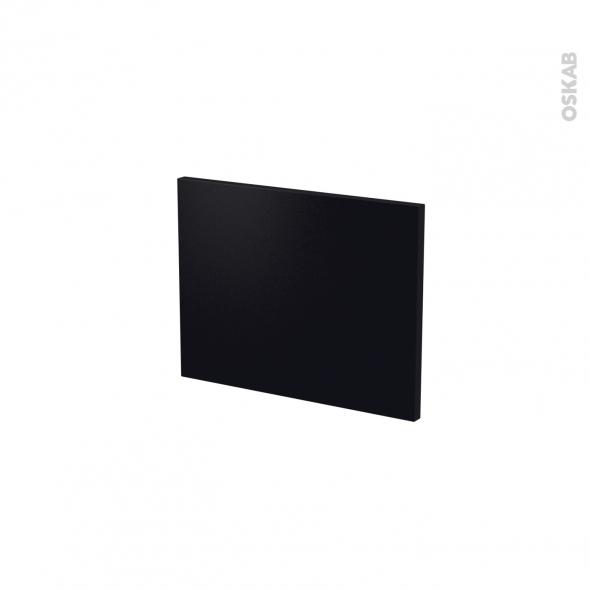 Façades de cuisine - Face tiroir N°6 - GINKO Noir - L40 x H31 cm