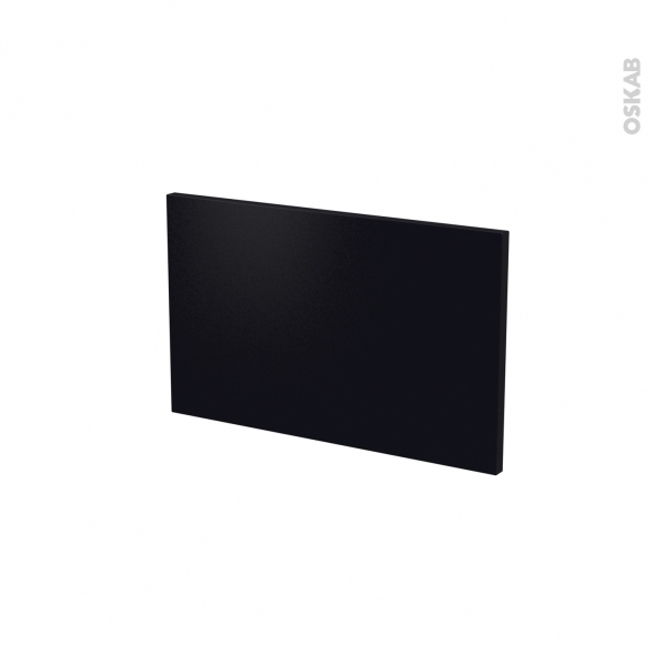 Façades de cuisine - Face tiroir N°7 - GINKO Noir - L50 x H31 cm