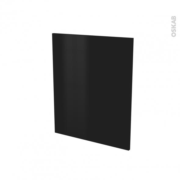 GINKO Noir - Rénovation 18 - joue N°78 - Avec sachet de fixation - L60 x H70 Ep.1.2 cm