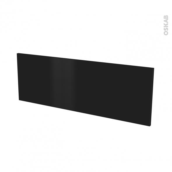 Façades de cuisine - Porte N°12 - GINKO Noir - L100 x H35 cm