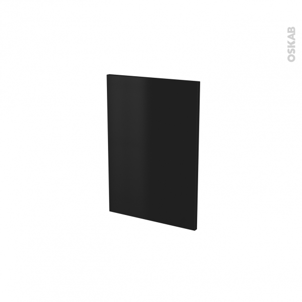 Façades de cuisine - Porte N°14 - GINKO Noir - L40 x H57 cm