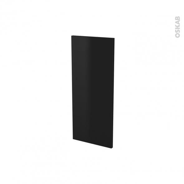 Façades de cuisine - Porte N°18 - GINKO Noir - L30 x H70 cm