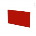 GINKO Rouge - face tiroir N°10 - L60xH35