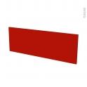 GINKO Rouge - porte N°12 - L100xH35
