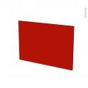GINKO Rouge - porte N°13 - L60xH41
