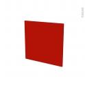 GINKO Rouge - porte N°16 - L60xH57