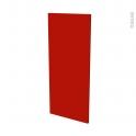 GINKO Rouge - porte N°23 - L40xH92