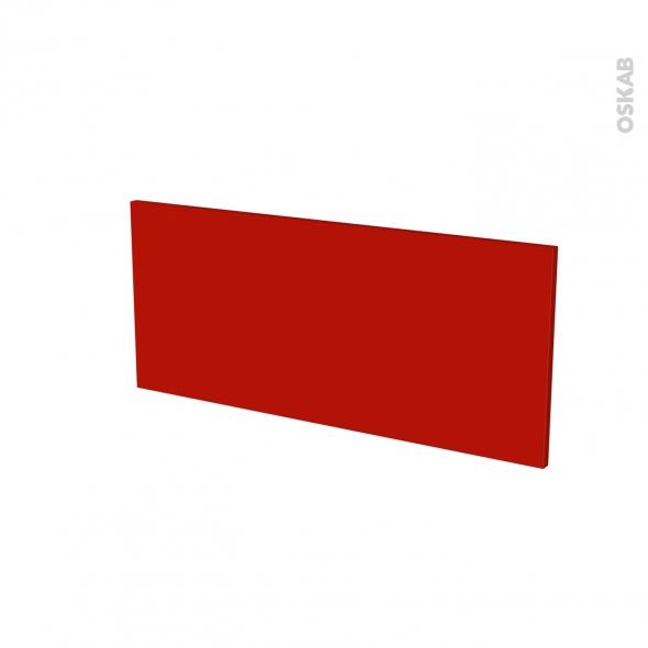 GINKO Rouge - face tiroir N°11 - L80xH35