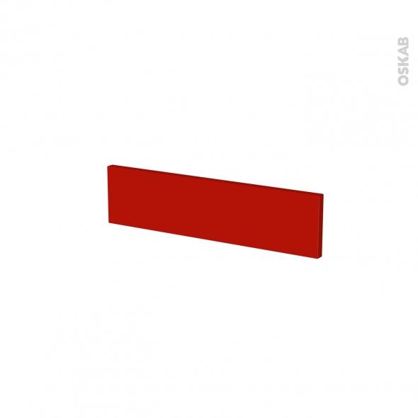 GINKO Rouge - face tiroir N°2 - L50xH13