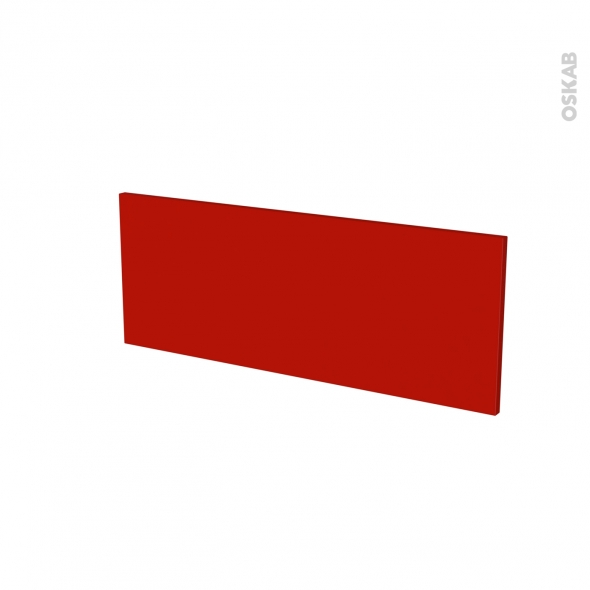 GINKO Rouge - face tiroir N°38 - L80xH31