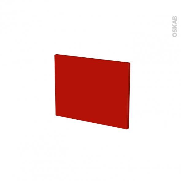 GINKO Rouge - face tiroir N°6 - L40xH31