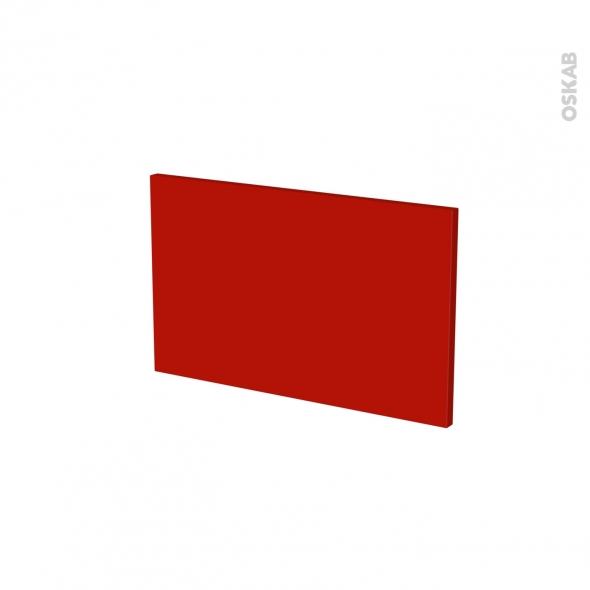 GINKO Rouge - face tiroir N°7 - L50xH31
