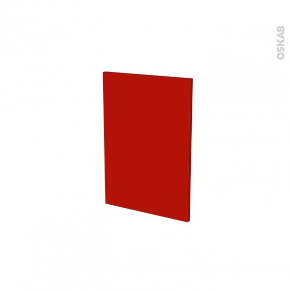 GINKO Rouge - porte N°14 - L40xH57