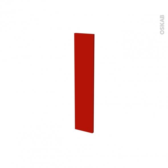 GINKO Rouge - porte N°17 - L15xH70