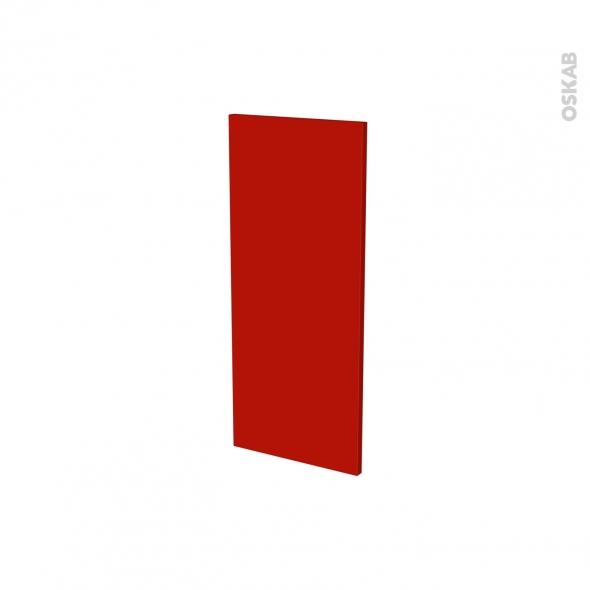 GINKO Rouge - porte N°18 - L30xH70