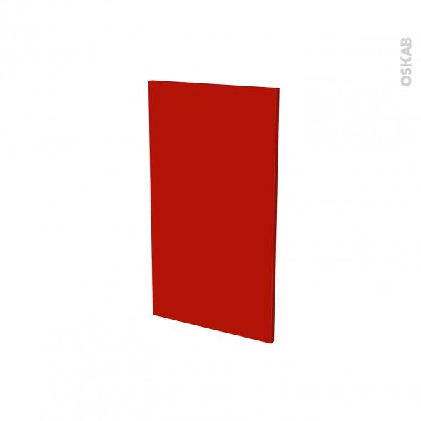 GINKO Rouge - porte N°19 - L40xH70