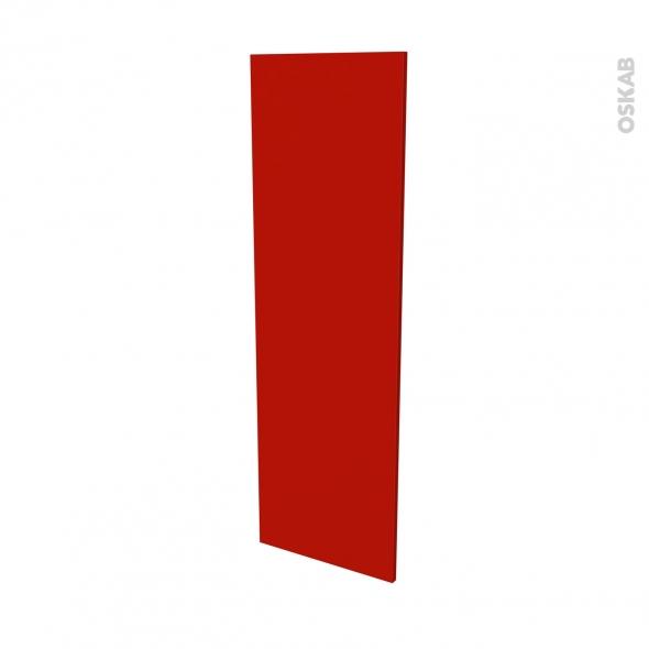GINKO Rouge - porte N°26 - L40xH125