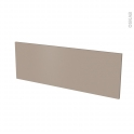 Façade de cuisine - Porte N°12 - GINKO Taupe - L100 x H35 cm