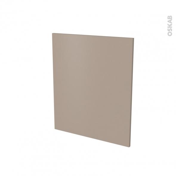 Façade de cuisine - Porte N°21 - GINKO Taupe - L60 x H70 cm