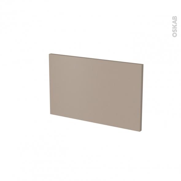 Façade de cuisine - Face tiroir N°7 - GINKO Taupe - L50 x H31 cm
