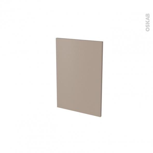 Façade de cuisine - Porte N°14 - GINKO Taupe - L40 x H57 cm