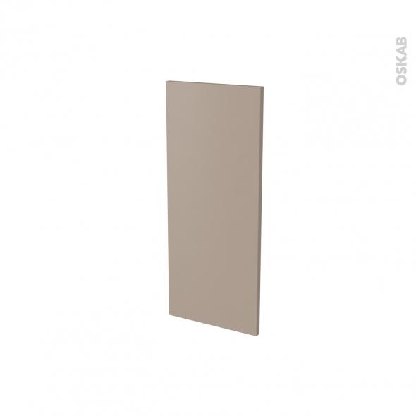 Façade de cuisine - Porte N°18 - GINKO Taupe - L30 x H70 cm