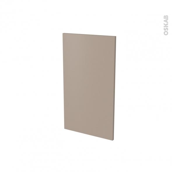 Façade de cuisine - Porte N°19 - GINKO Taupe - L40 x H70 cm