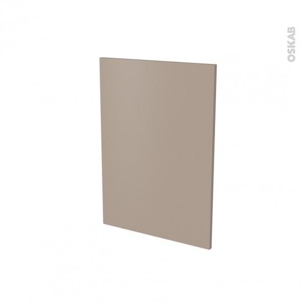 Façade de cuisine - Porte N°20 - GINKO Taupe - L50 x H70 cm