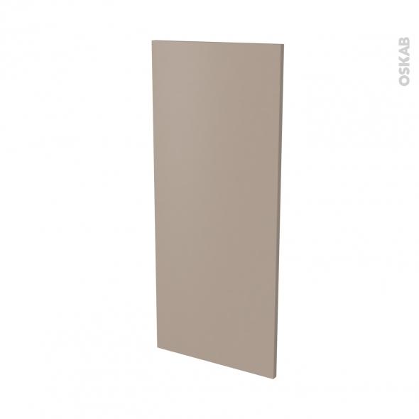 Façade de cuisine - Porte N°23 - GINKO Taupe - L40 x H92 cm
