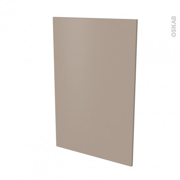 Façade de cuisine - Porte N°24 - GINKO Taupe - L60 x H92 cm