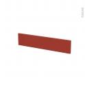HELIO Rouge - face tiroir N°3 - L60xH13
