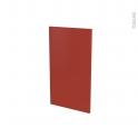 HELIO Rouge - porte N°19 - L40xH70