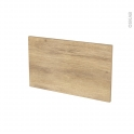 Façades de cuisine - Face tiroir N°10 - HOSTA Chêne naturel - L60 x H35 cm