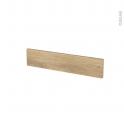 HOSTA Chêne naturel - face tiroir N°3 - L60xH13