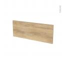 HOSTA Chêne Naturel - face tiroir N°38 - L80xH31