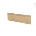 Façades de cuisine - Face tiroir N°39 - HOSTA Chêne naturel - L80 x H25 cm