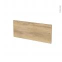 Façades de cuisine - Face tiroir N°5 - HOSTA Chêne naturel - L60 x H25 cm
