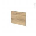 Façades de cuisine - Face tiroir N°6 - HOSTA Chêne naturel - L40 x H31 cm