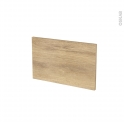 Façades de cuisine - Face tiroir N°7 - HOSTA Chêne naturel - L50 x H31 cm