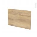 Façades de cuisine - Porte N°13 - HOSTA Chêne naturel - L60 x H41 cm